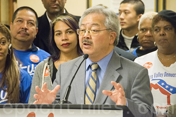 旧金山议员呼吁讨回超级碗安保费
