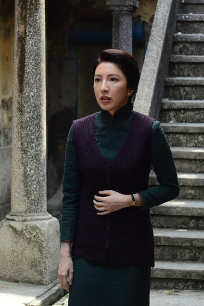 杨谨华主演的公视戏剧《一把青》目前在台热播。(公视提供)