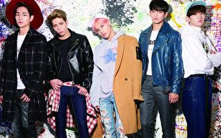 SHINee成员Key时尚照引热议 日辑登公信榜