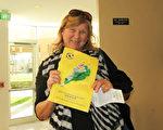 美國國務院的外交官Barbara Keith女士觀看了1月20日下午神韻國際藝術團在美國佛州墨爾本國王劇院的首場演出。(林南/大紀元)