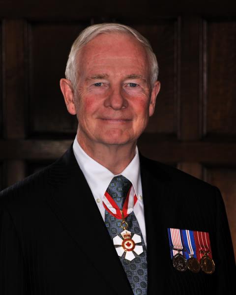 加拿大总督庄斯顿 (加拿大总督府)