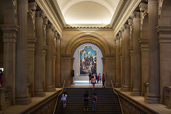 纽约的博物馆和艺术馆很多,但是闭馆时间也不同。(Spencer Platt/Getty Images)