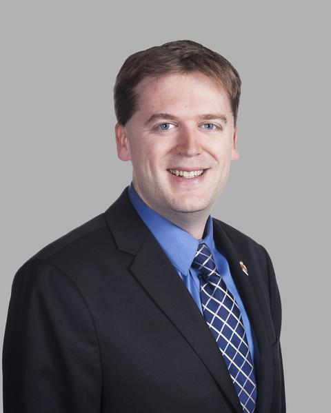 新西敏市长Jonathan Cote。(官网图片)