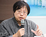 华人民主书院董事曾建元指出,大陆网军和五毛党的发言中,会大量夹杂别具政治用意的言论,网友不应太看重。(陈柏州/大纪元)