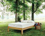 全天然有机的床垫,从棉布、羊毛到乳胶,没有例外。(Savvy Rest提供)