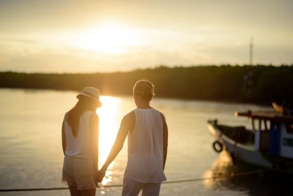 研究發現,和伴侶發生衝突後,如果能真正理解對方,就不會傷害關係,反而還會加固關係。(pixabay)