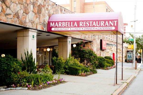 Marbella Restaurant 正宗西班牙餐听。(大纪元图片)