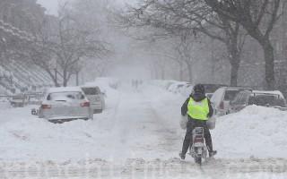 美国中西部 将遭遇极低气温及致命寒风