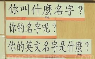 中英双语课程 学英文或更快