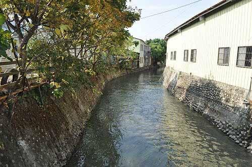 葫芦墩圳。(图片提供:tony)