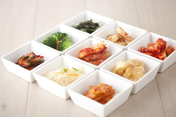 清爽的韓式小菜,開胃可口。(店家提供)