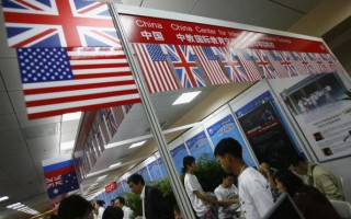 中国学生留学青睐美英澳 最爱去哪些大学