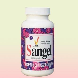 紅人歸膠囊(Sangel)是孝敬母親的最好禮品。(商家提供)
