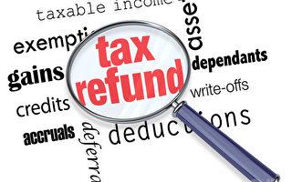 在美國報稅,電子報稅上傳後24小時內,就可以到國稅局網站的「我的退稅」(Where's My Refund)網頁查看退稅處理進度。(Fotolia)