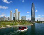 韩国新兴的国际都市仁川松岛。(图片提供:IFEZ)