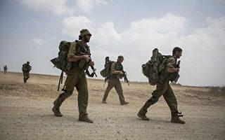 以色列挫败一起大规模恐怖袭击