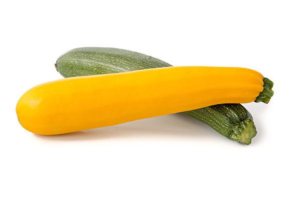 黄色和绿色的西葫芦(Fotolia)