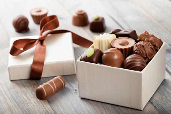 日本女性以巧克力向男性表心意。(Fotolia)