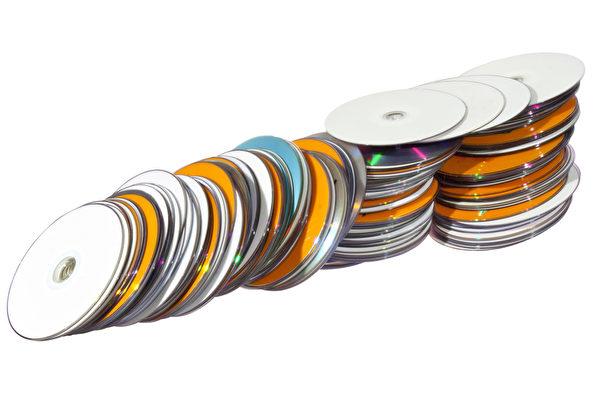 市面上可燒錄的DVD容量有4.7GB或是8.5GB。(Fotolia)