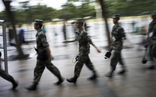 习近平清理军队 设专职机构强化政治巡视