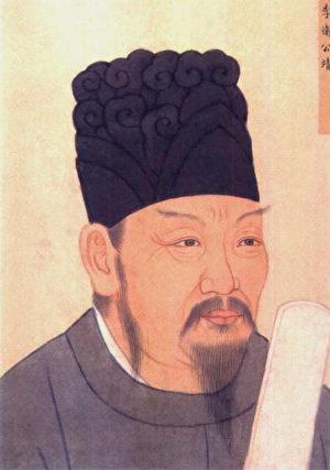 李靖画像(公共领域)