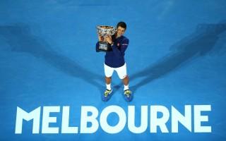 德約科維奇3-0擊敗穆雷 六奪澳網男單冠軍