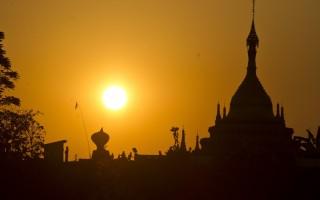 缅甸进入了历史新纪元。(YE AUNG THU/AFP/Getty Images)