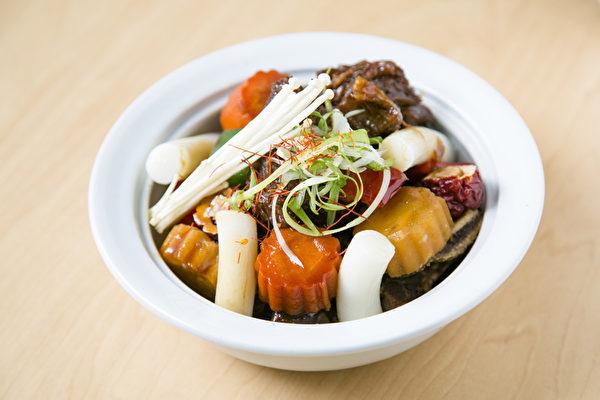 missKOREA的酱焖牛排骨(大纪元图片)