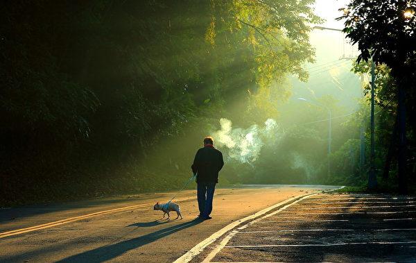 大溪风景优美,是退休人士的最爱。(图:SY Tseng提供)