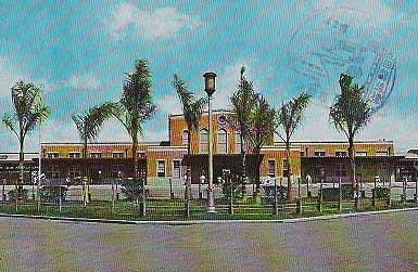 (图片提供:tony)第二代嘉义火车站(1929)。