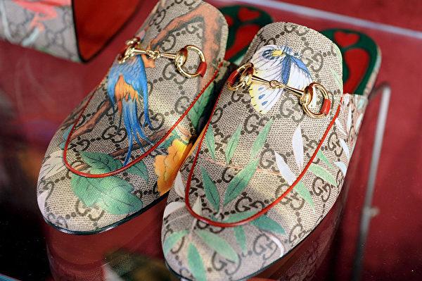 Gucci的設計靈感來自東方。(Craig Barritt/Getty Images for Bergdorf Goodman)