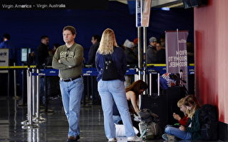 洛杉矶国际机场延误改善 旅客数字破记录