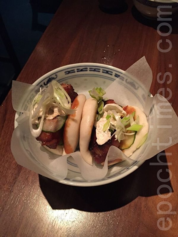 EAT餐廳的美食(嚴熙/大紀元)