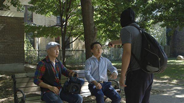 讽刺喜剧《大裤衩》第二季剧照(新唐人电视台提供)