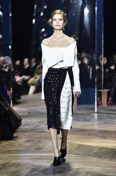 迪奥(Dior)-2016年巴黎春夏高级定制时装周(Pascal Le Segretain/Getty Images)