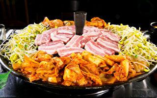 吃烤肉 品韓餐 享中國新年
