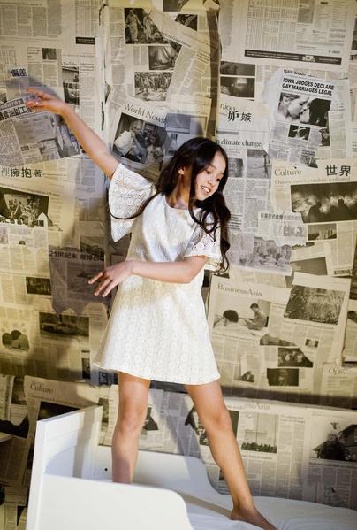 Rain跳得一身好芭蕾。(一起娛樂提供)