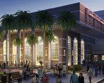 2月6日下午,神韻藝術團第一次光臨美國佛羅里達西海岸威尼斯這座海濱城市,馳名世界的超一流演出早已產生了轟動效應,人們慕名而來,劇場內觀眾爆滿。(威尼斯表演藝術中心/劇院提供)