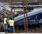 德列車相撞 十人死亡 原因恐「人為疏忽」