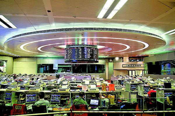 或受美国制裁 中芯国际股价下跌20%