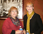 Jill Sax和Lesley Melrose認為神韻非常值得觀看,令人受益良多。