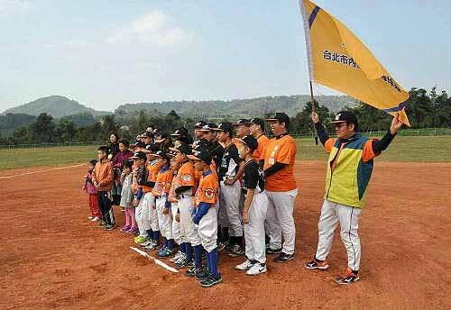 少棒、青少棒、老棒三天两夜棒球假期。 (图片提供:tony)