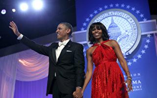 美国欧巴马总统星期五(10月28日)在接受采访时强调说,米歇尔永远不会参加选举。(Alex Wong/Getty Images)