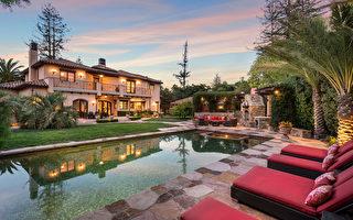 舊金山紅瓦豪邸 盡享歐風典雅