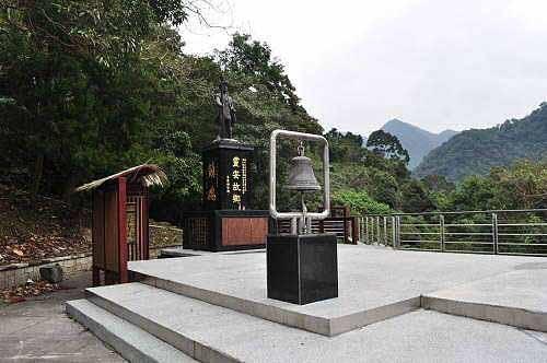 高砂义勇纪念园区。 (图片提供:tony)