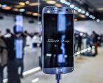 三星公司2016年3月推出的Galaxy S7与Galaxy S7 edge,日前也分别传出电池期货爆炸个案。(David Ramos/Getty Images)