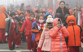 大陸耳鼻喉學術專家:霧霾讓人逐年變醜