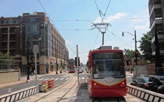 DC有軌電車將於2月27日開通運營,試運行期間可以免費乘坐。(DCStreetcar)