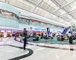 2016年2月24日,迪拜机场管理局发布的机场新中央大厅的图片,D中央大厅的启用是投入12亿美元的结果,年度旅客容量将增至9000万人次。(Dubai Airport Auhtority/AFP)