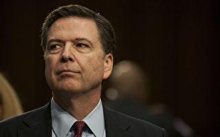FBI局長詹姆斯‧科米表示,愿意到國會就調查俄羅斯是否干涉美國大選一事作證。(Gabriella Demczuk/Getty Images)